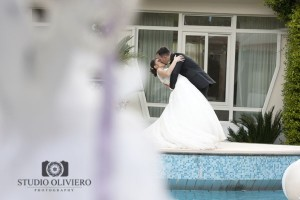 matrimonio in piscina 2